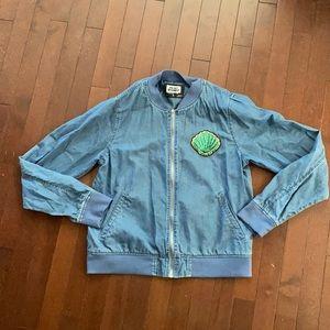 Women bomber Jacket: Disney store